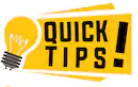 quick-tips