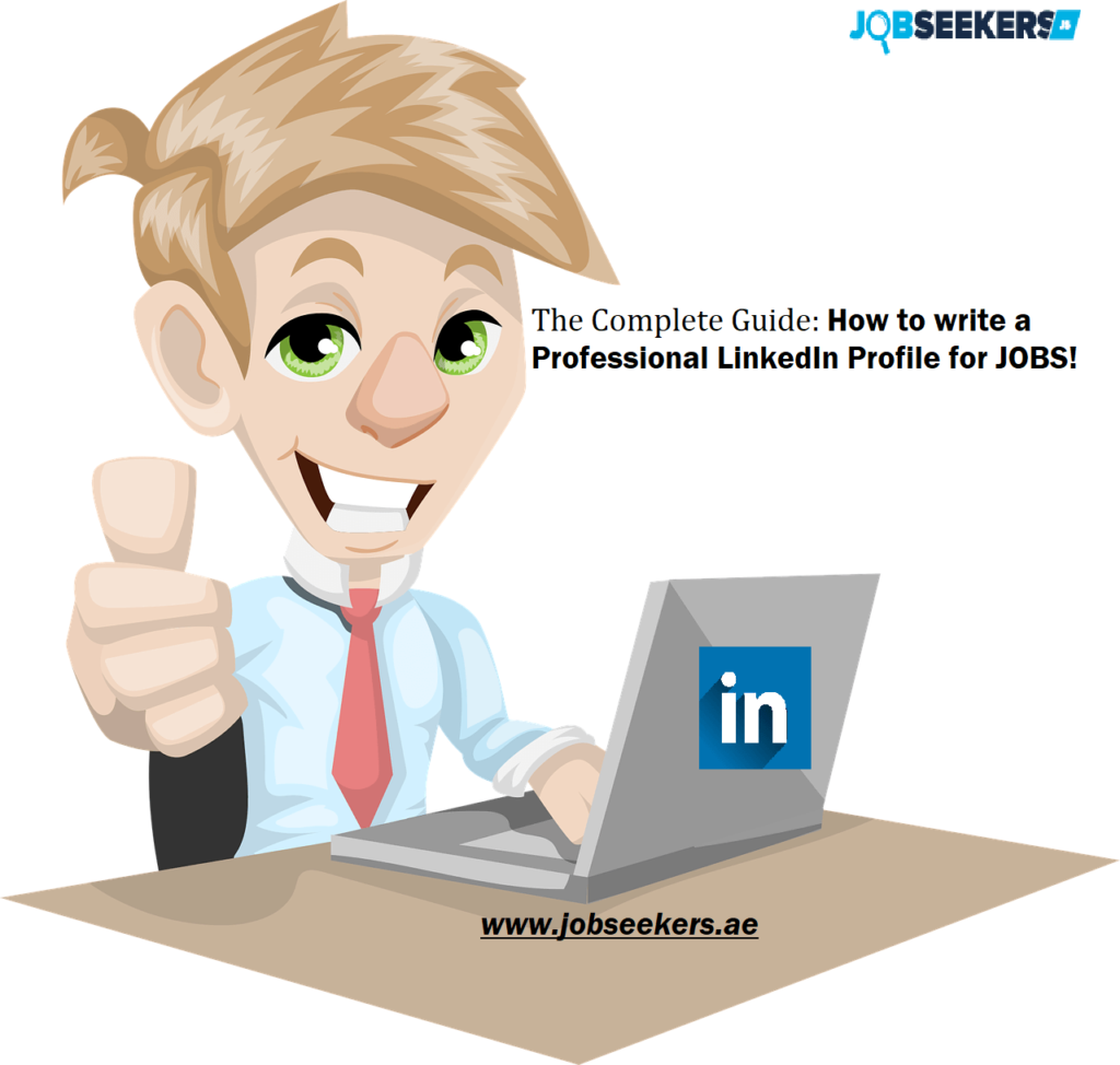 how-to-write-professional-linkedin-profile-for-jobs-uae